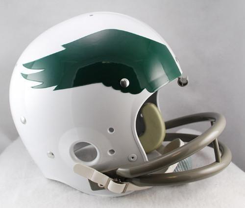 Philadelphia Eagles 1969-1973 TK Riddell Helmet  185b9e29e