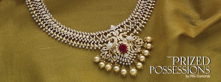 Exclusive Diamond Necklace Set By Png Diamonds Necklace Set Necklace Diamond