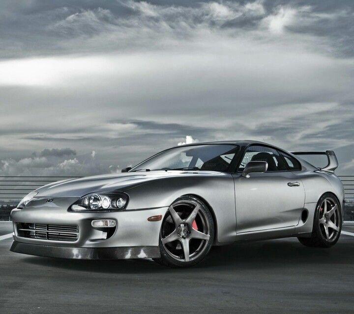 Great 98 street racing car. | Toyota, Supra