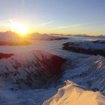 Die Hornspitze im Ahrntal