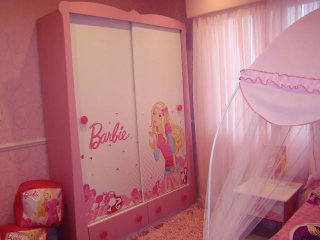 barbie bedroom for girls - photo #31