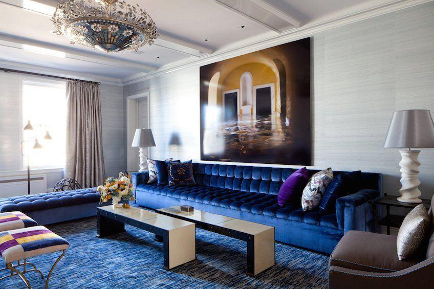 Amanda Nisbet On Twitter Blue Couch Living Room Blue Living Room Blue Couch Living