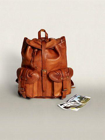 53d1d67751 Riley Leather Rucksack - RRL