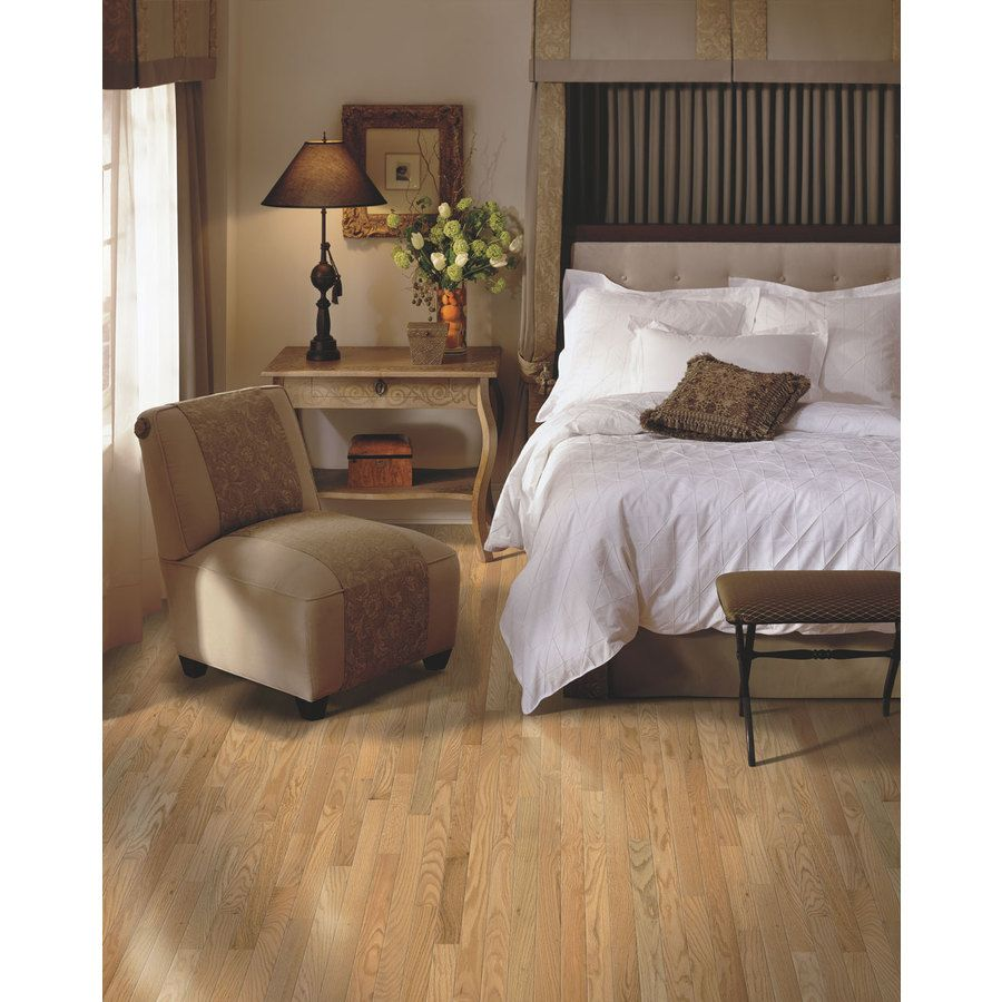 Shop Bruce Laurel Strip 2.25in W Prefinished Oak Hardwood