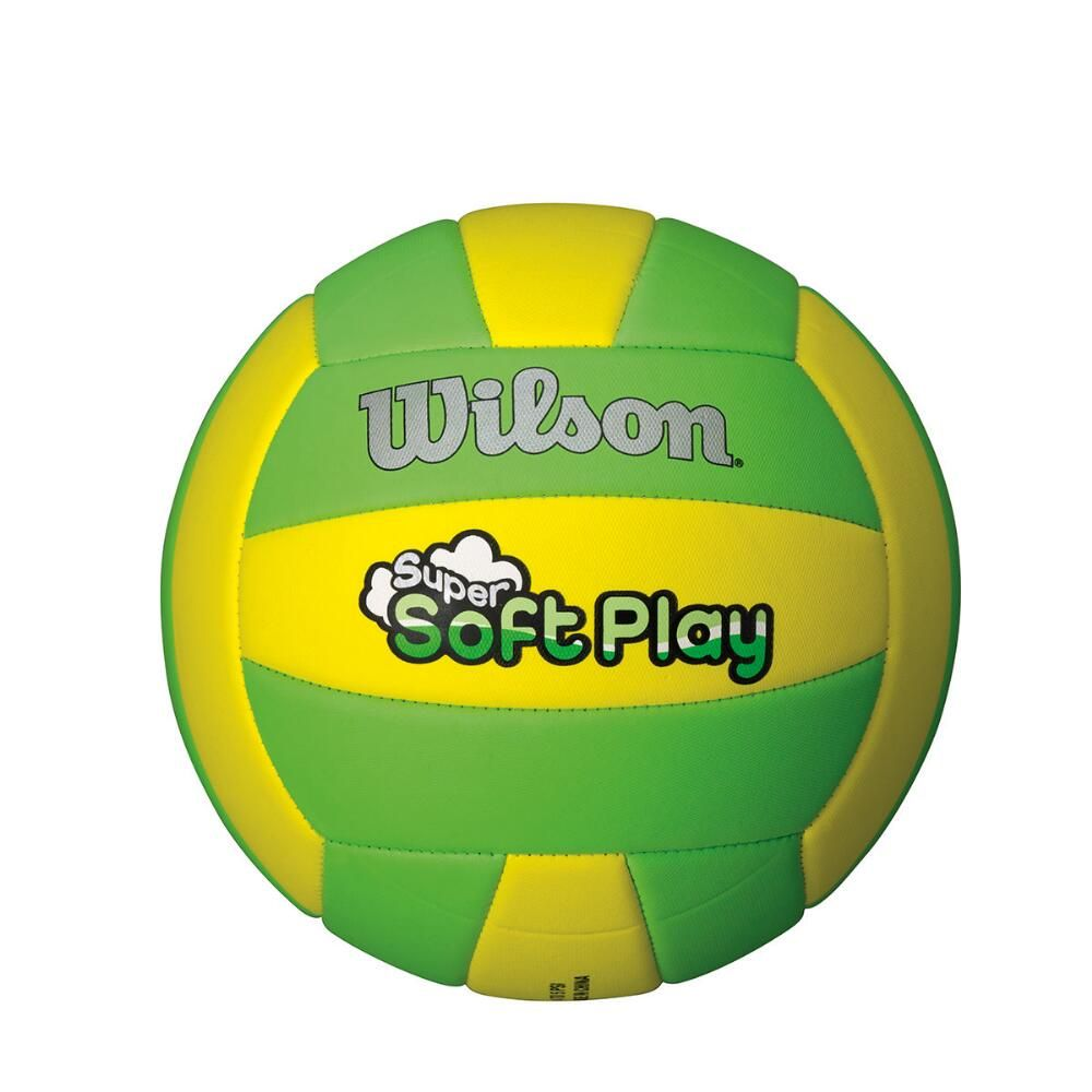 Wilson Super Soft Play Volleyball Volleyball Wilson Play Volleyball Soft Play Volleyball