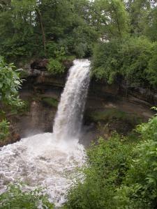 Minnehaha Falls Minneapolis, MN