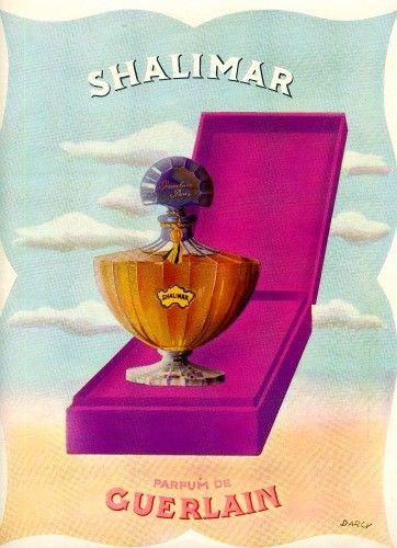 Perfume En 1938 Guerlain 2019 Shalimar Antique Advertisement rxeWdCoQB