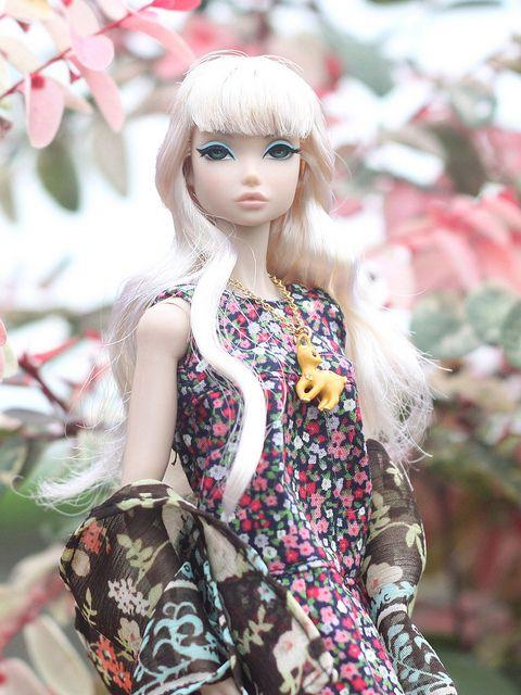 Bonjour! Misaki (Pink) by aka_karasu, via Flickr