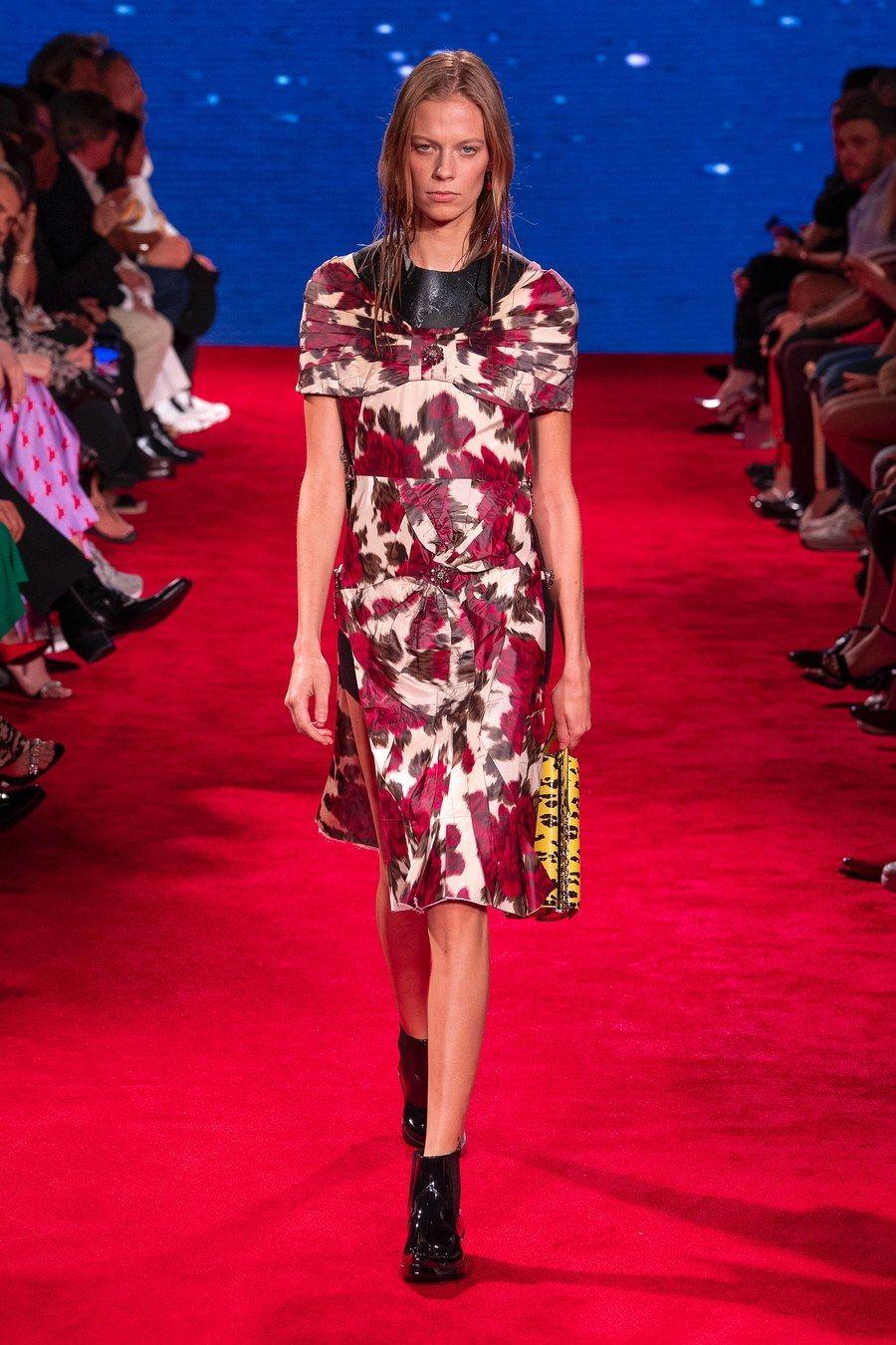 CALVIN KLEIN 205W39NYC Spring 2019 ReadytoWear Fashion