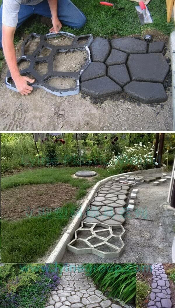 DIY Backyard Concrete projects that allow you to enhance your outdoor space on a budget  32 DIY Backyard Concrete projects that can add value to your outdoor space When i...