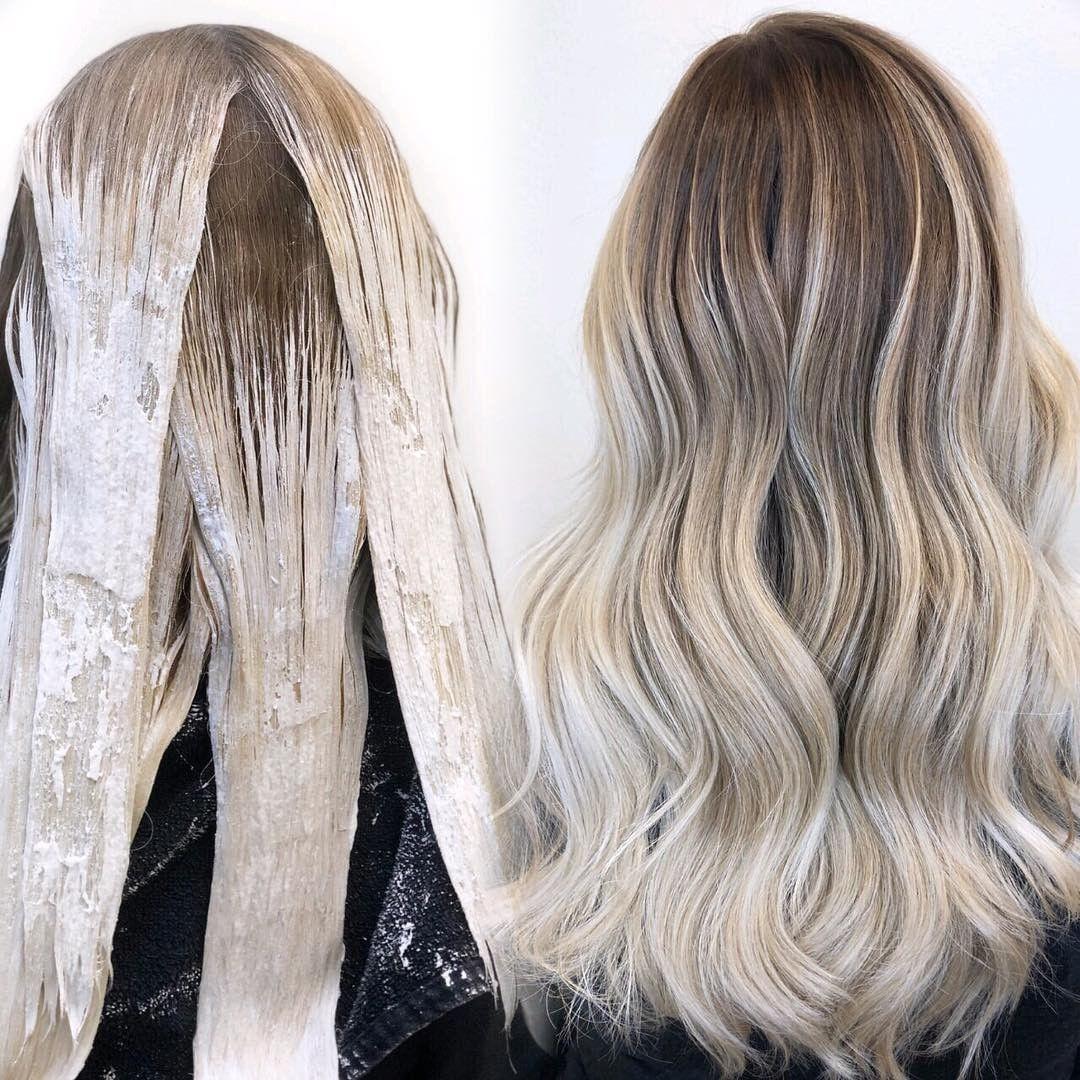 Pin on hair BLONDE/ highlights