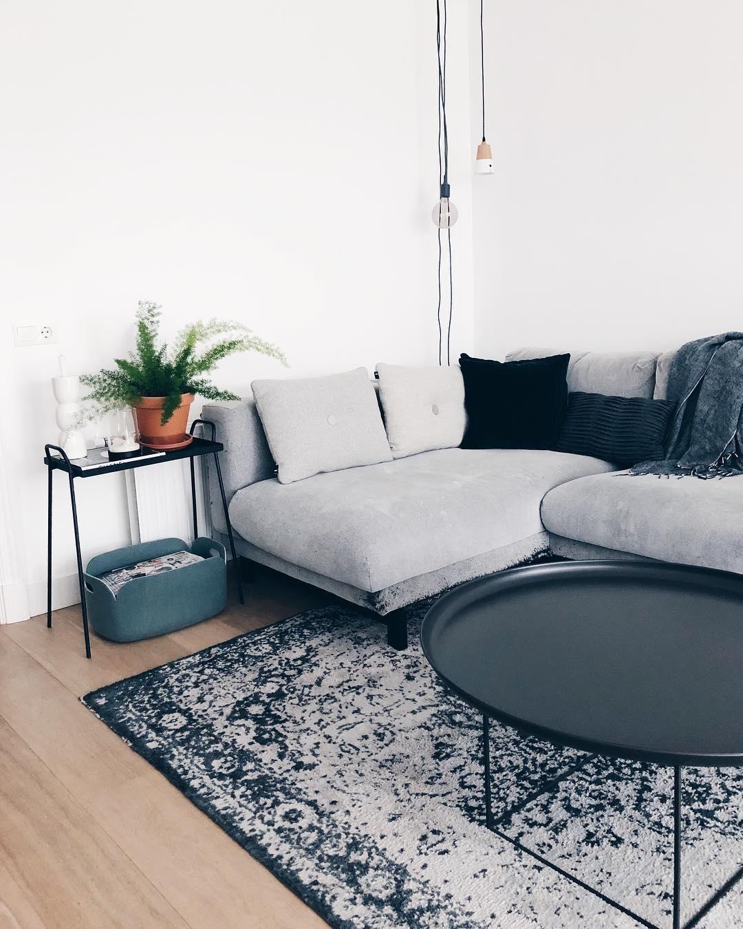 Graue Wände Wohnzimmer: Kissenhülle Dove In 2019
