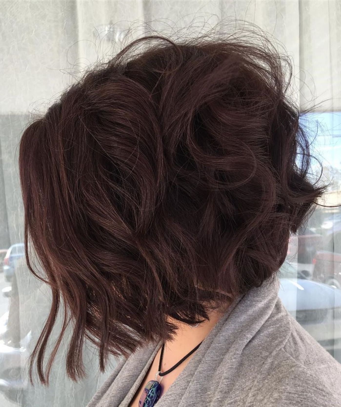60 most delightful short wavy hairstyles | hair in 2019