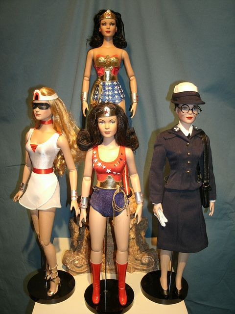Wonder Woman TV series season one - Would like to have these