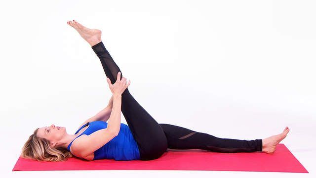 Your Firm-Abs Plan For 40+   Yoga for flat belly, Get in