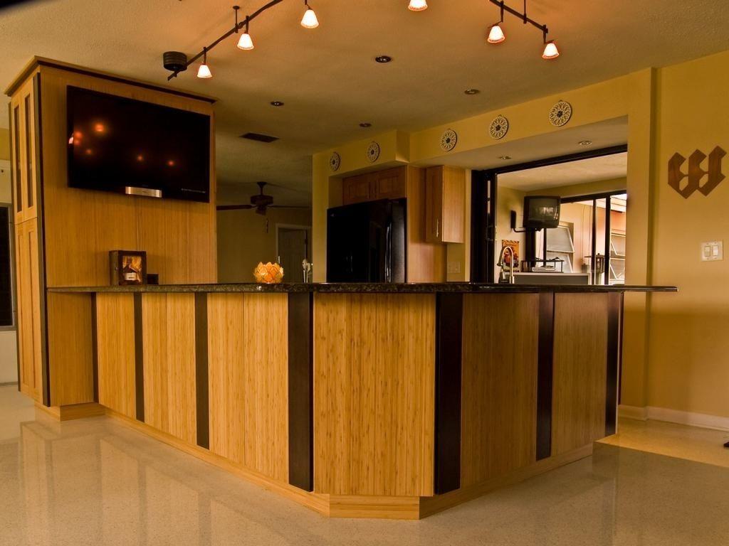 Best Kitchen Inspiring Modern Bamboo Kitchen Cabinets Also 640 x 480