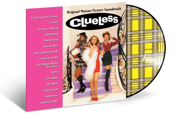 Clueless Celebrates Its 20th With A Vinyl Soundtrack Reissue