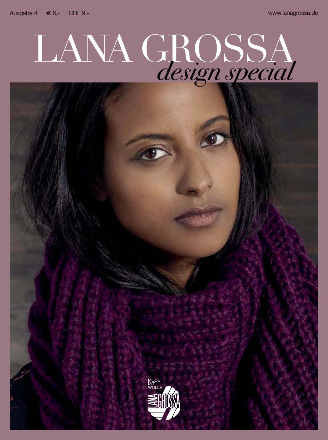 Lana Grossa Design Special No 4 Magazine Pinterest Stricken