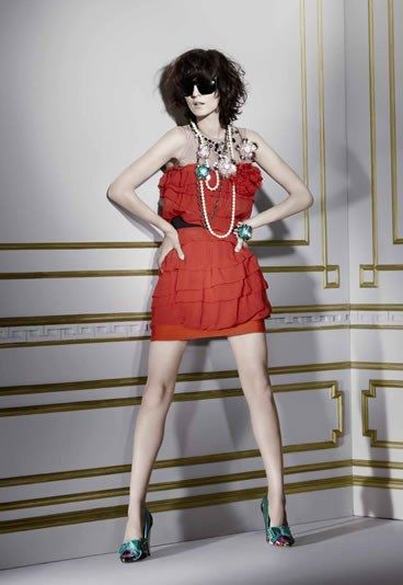 Lanvin for H&M - Cocktailkleid - Lanvin for H&M, Alber Elbaz designt ...