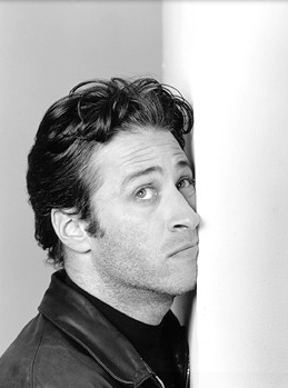Young Jon Stewart Beard