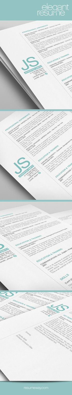Resume Template 110510 Resume cover letter template, Cover letter - apple pages resume templates