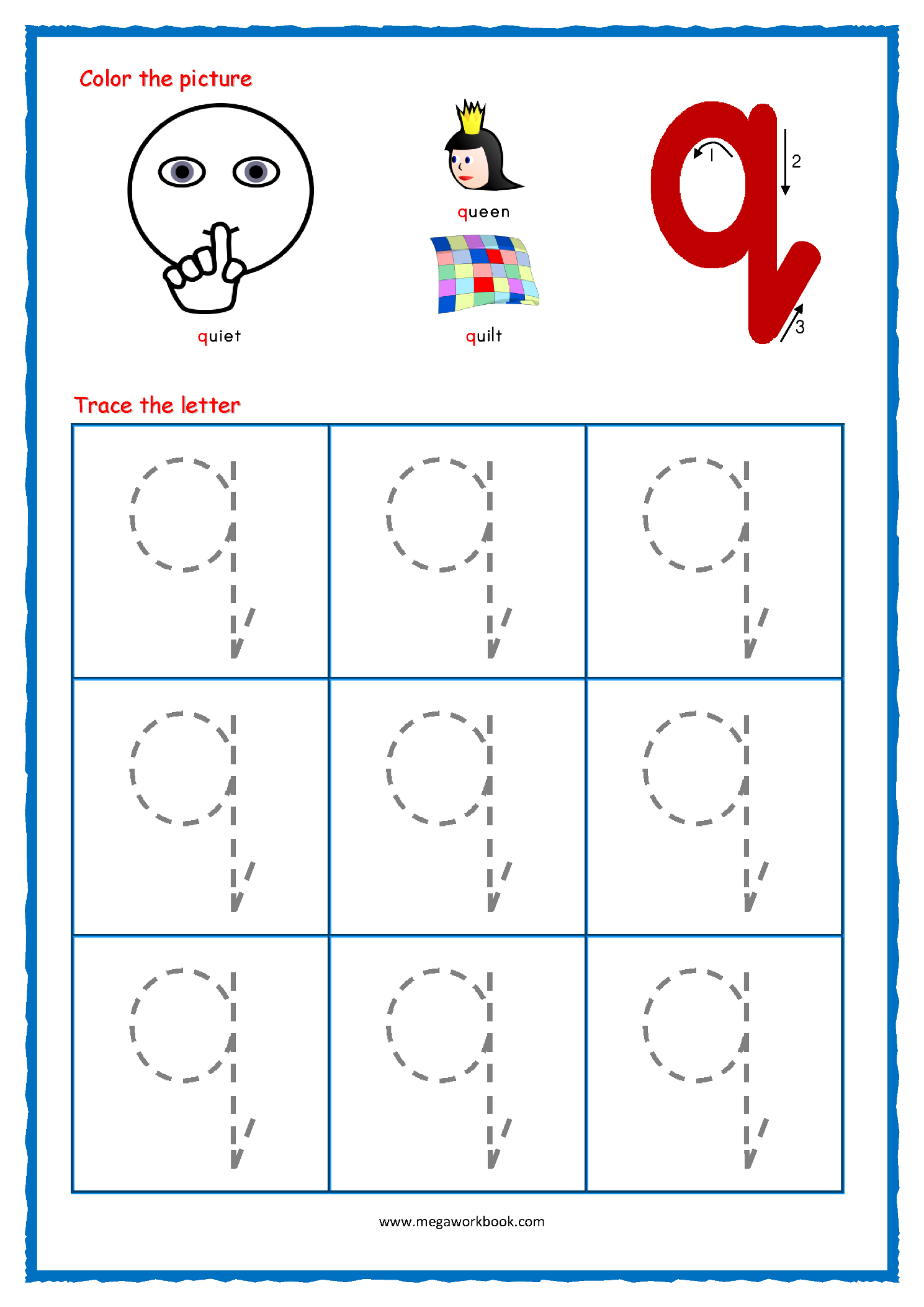 Pin On Letter Tracing