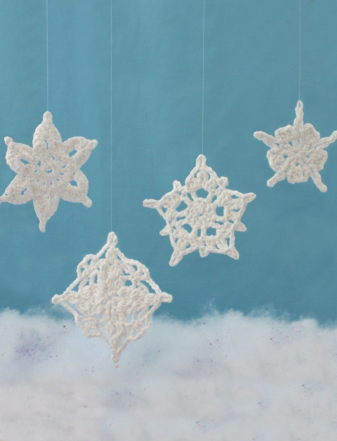 Free Crochet Snowflake Patterns | Crochet | Pinterest ...