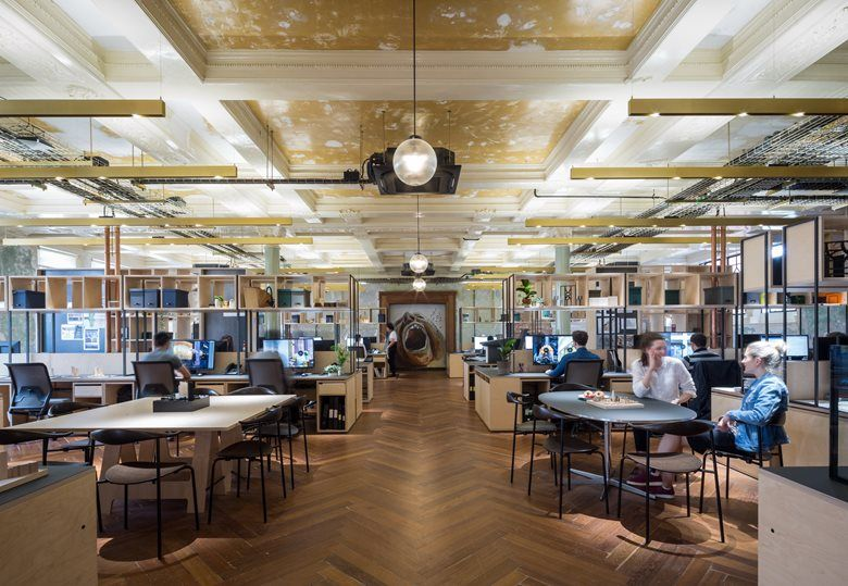 Squire Partners The Department Store Picture Gallery Nel