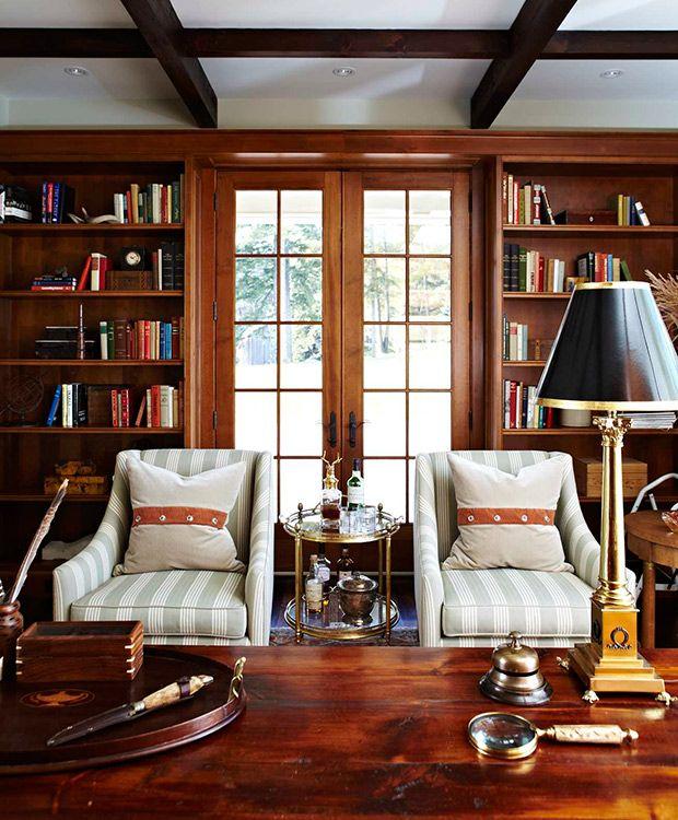 photos 30 coins de lecture styl s coins lecture pinterest maison salon and bureau. Black Bedroom Furniture Sets. Home Design Ideas