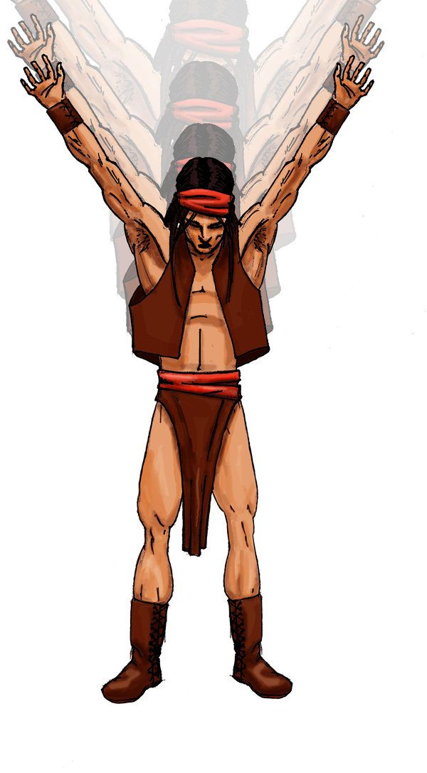 Apache Chief by mmmmmpig.deviantart.com on @deviantART