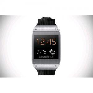 "Samsung V700 Galaxy Gear Smartwatch 1.63"" Super Amoled 1.9 Megapixel Italia Black"