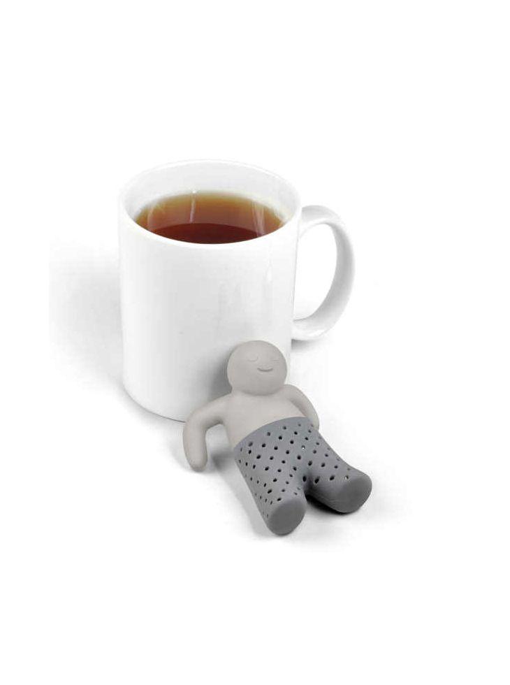 Regalos que encantan: Infusor Mister Tea en Giferent.