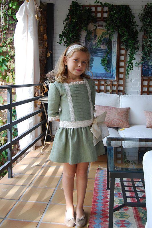 Navascués – Vestidos Novia Navascués – Ceremonia | Moda niños ...