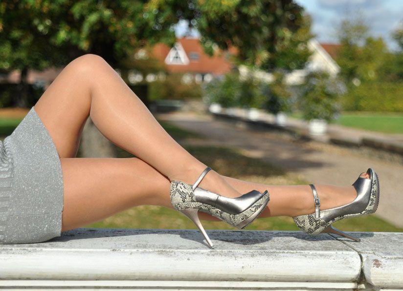 Transparent Women Shoes Sexy Open