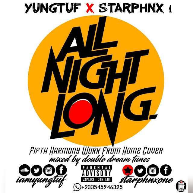 YungTuf - All Night Long Ft. Starphnx 1   Download