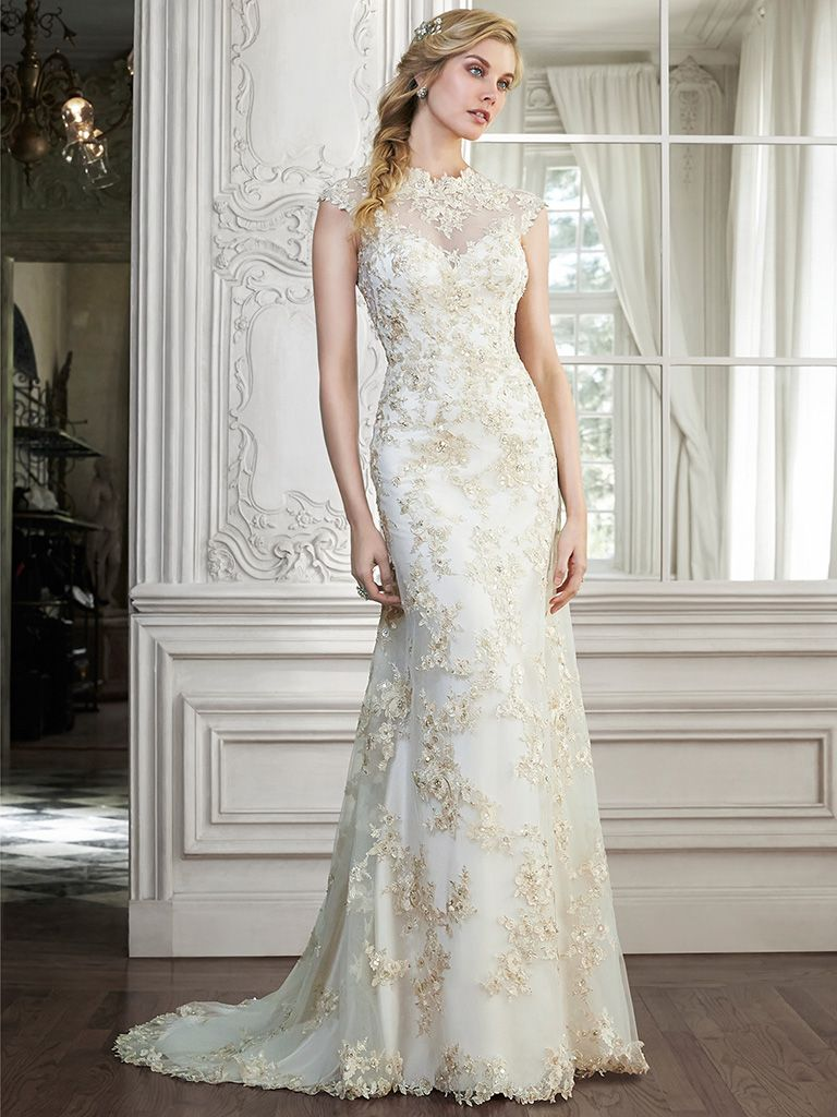 Camelia By Maggie Sottero Wedding Dresses In 2020 Wedding Dress