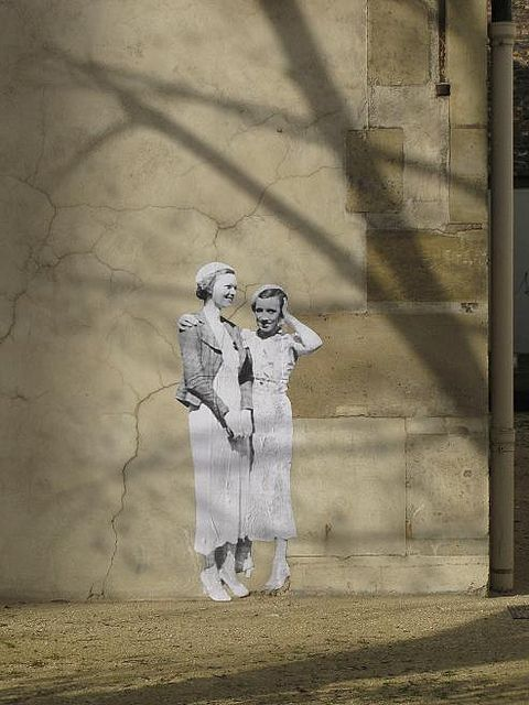 rue Charrière by Leo & Pipo, via Flickr
