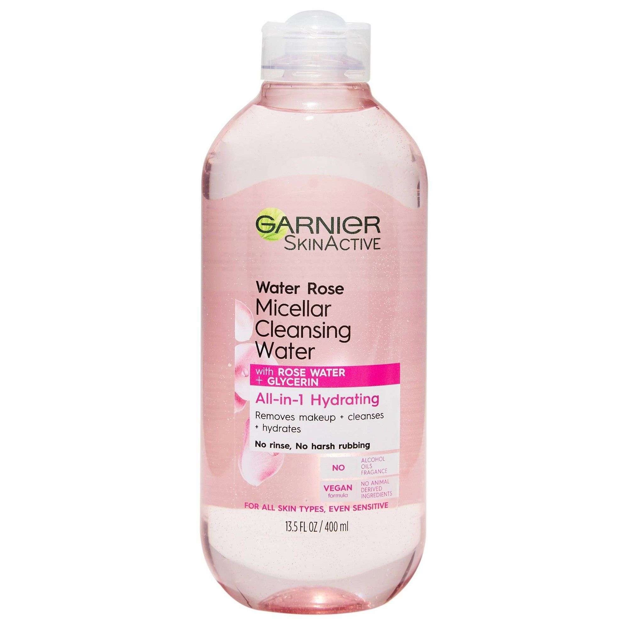 Garnier SkinActive Water Rose Micellar Cleansing Water