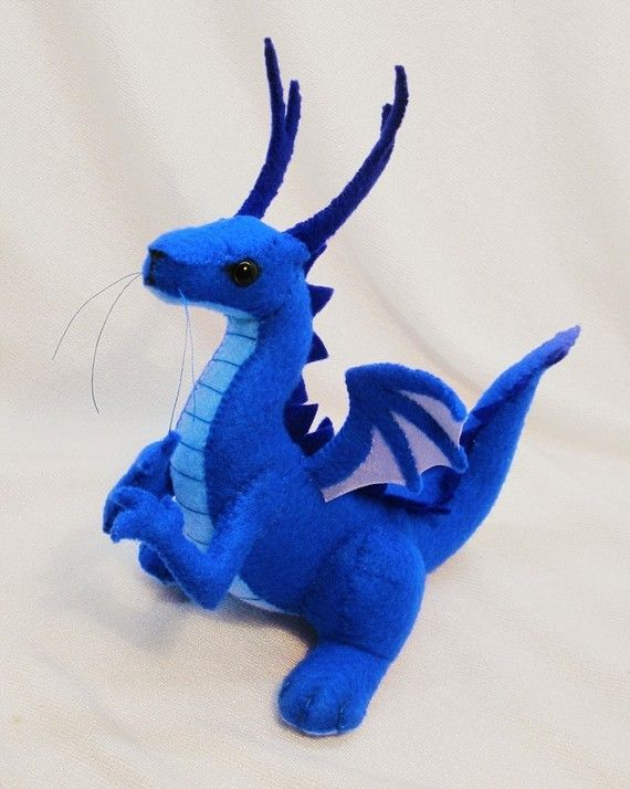 Baby dragon plush pattern | ドラゴン | Pinterest | Drachen ...
