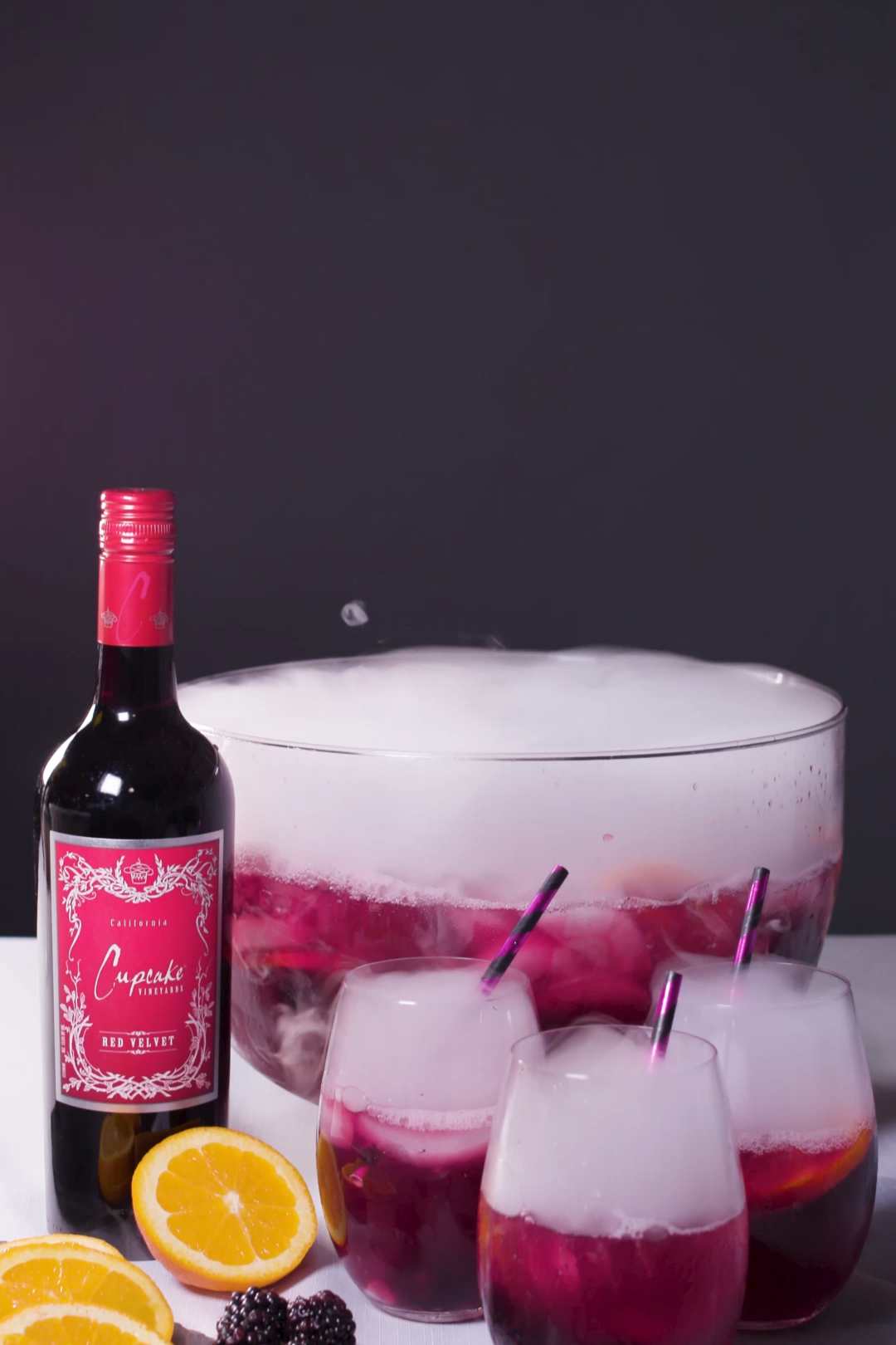 Cupcake Vineyards Vampirita Party Punch