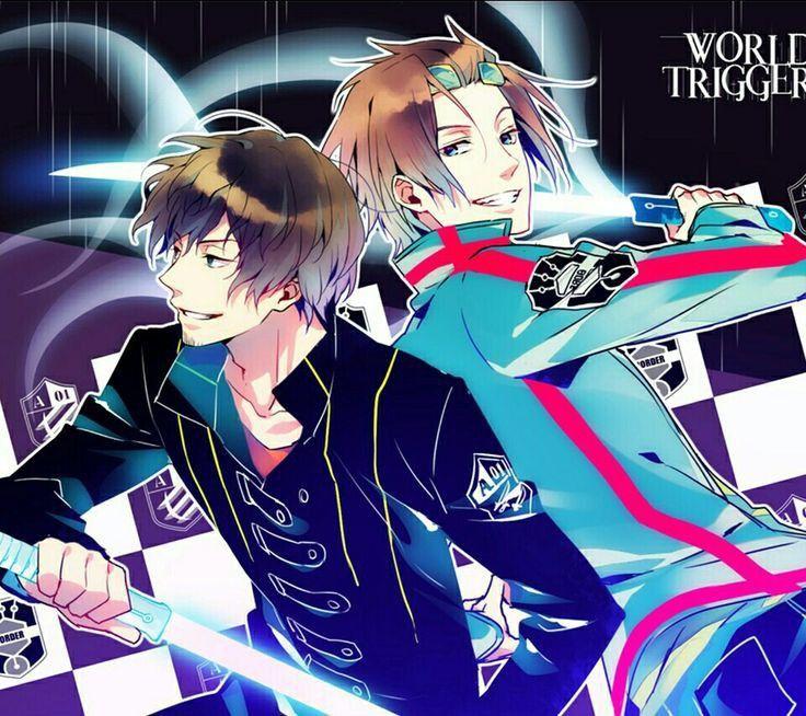 「World Trigger」おしゃれまとめの人気アイデア|Pinterest|Ayu kusuma【2020