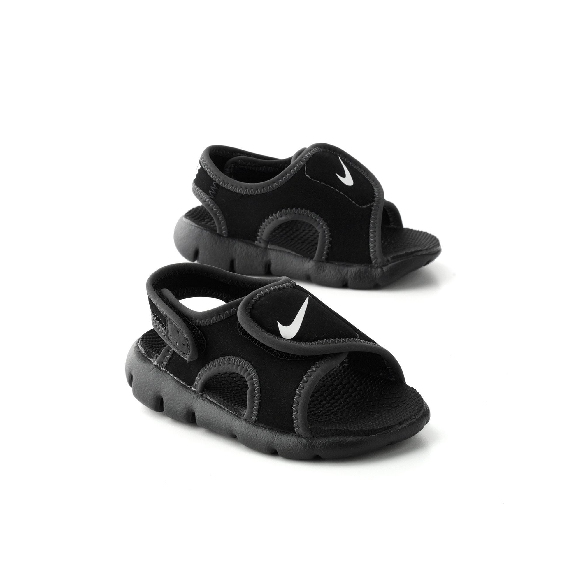8f86cd21ec8 Nike Sunray Adjust 4 Toddler Boys' Sandals, Boy's, Size: 5 T, Grey (Charcoal )