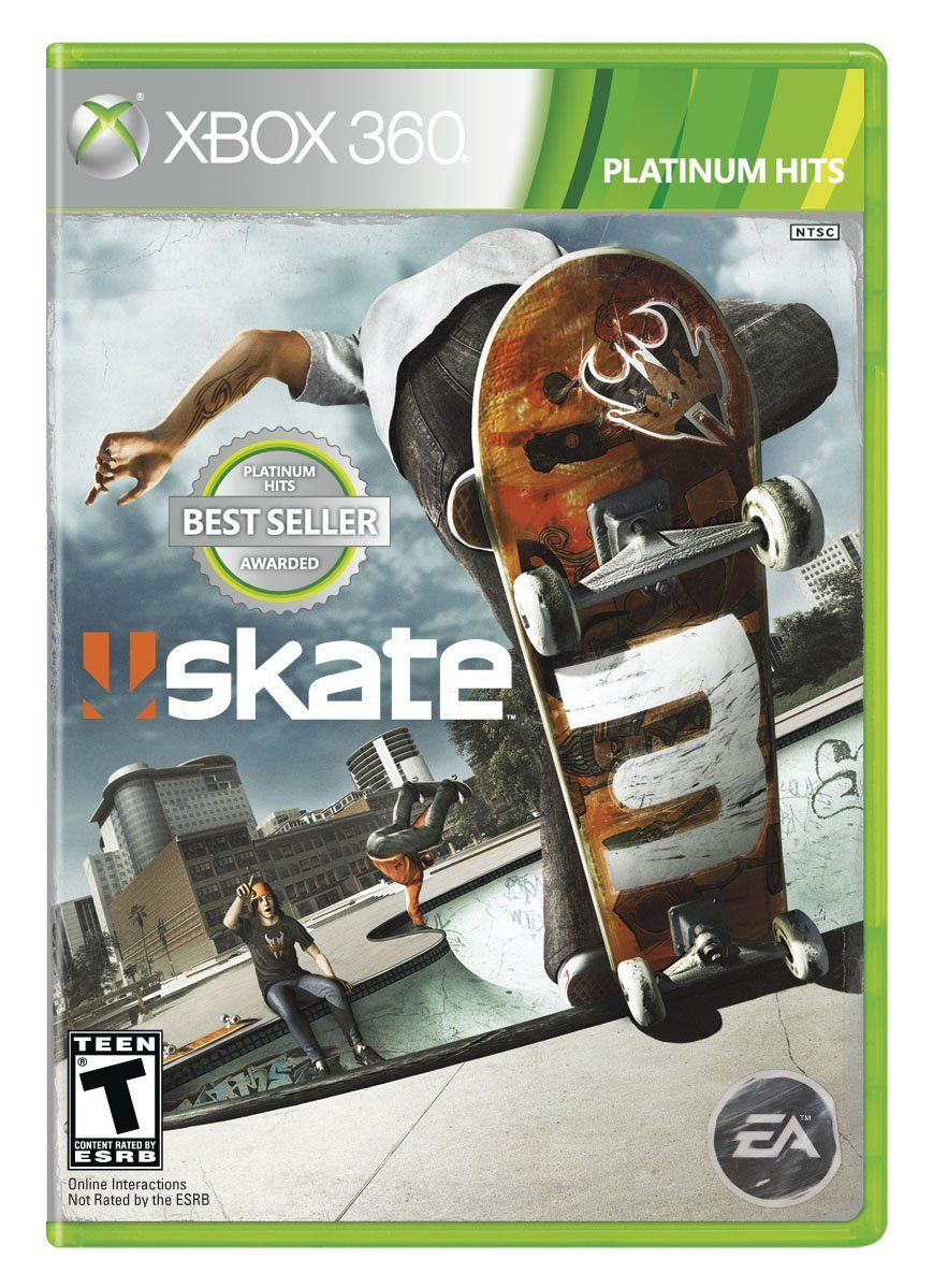 Amazoncom Skate  Xbox  Video Games Video Games - Minecraft xbox 360 los angeles map download