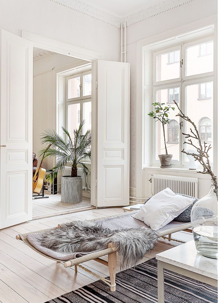 tendance d co le style scandinave d coration scandinave scandinavian home pinterest. Black Bedroom Furniture Sets. Home Design Ideas