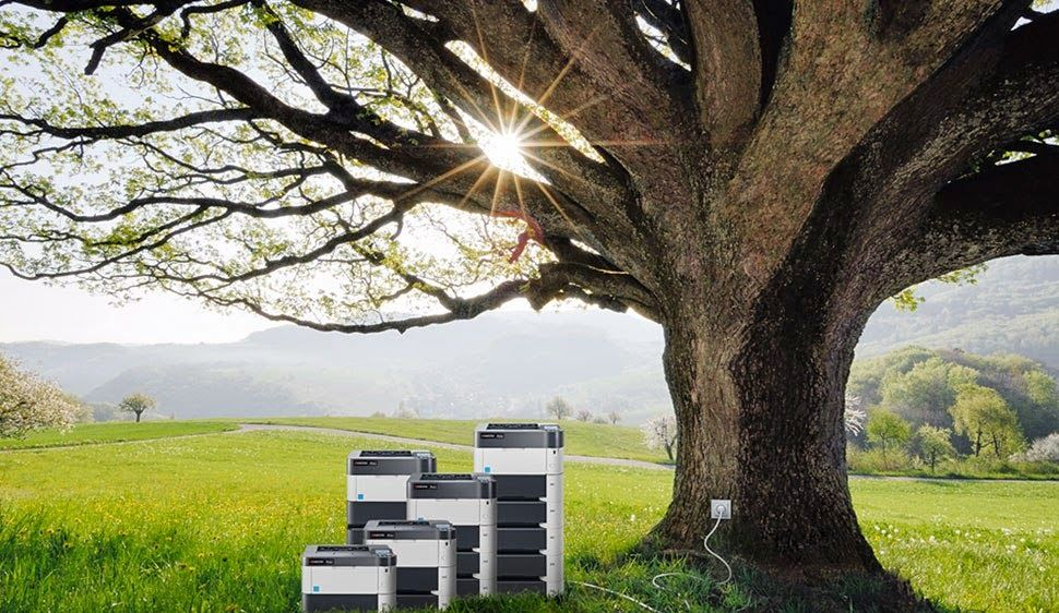 környezetbarát nyomtatás Legyen környezetkímélő az ön