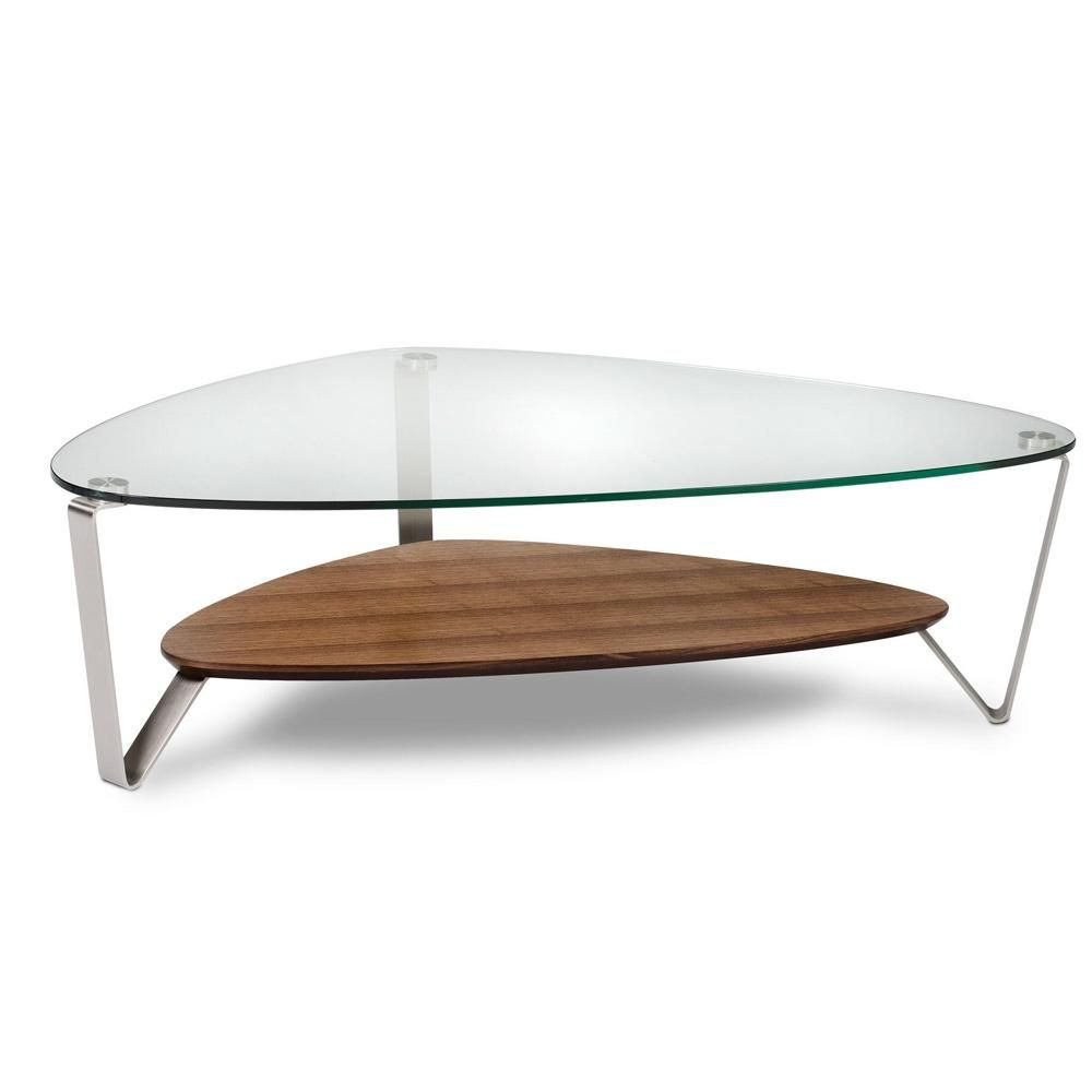 Hip Furniture   DINO COFFEE TABLE   The Dino Has An Irregular Shaped Glass  Top With