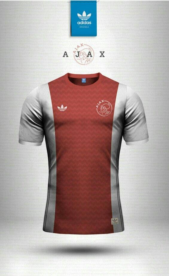 6a86c281fef45 Ajax adidas vintage shirt