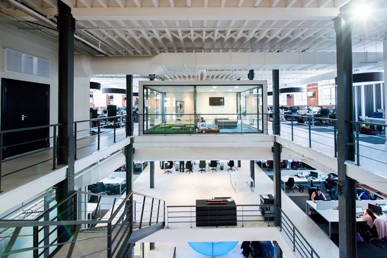 Travelstart, Cape Town, 2017 Inhouse Architecture