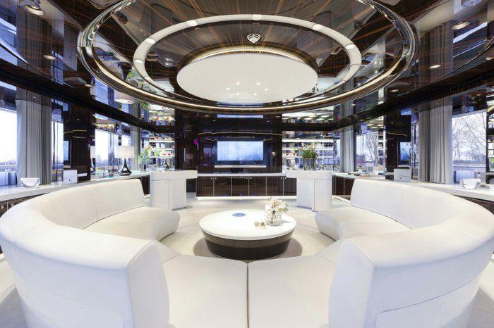 Yachten von innen  mysky luxus yacht luxuxsyachten yacht kaufen | Luxus Yachten ...