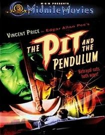 The Pit & the Pendulum - Vincent Price does Edgar Allen Poe...classic.